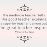 What Teaching Taught Me