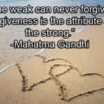 Hard Forgiveness