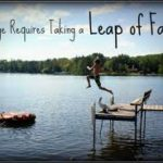 Little Leaps of Faith