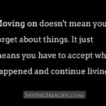 Accept New Beginnings