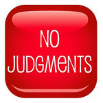 Let Go of Judgements